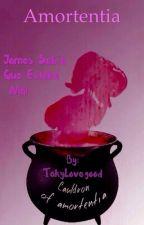 "Lily y James/ Pequeño Jily: ""Amortentia"" by TakyLovegood"