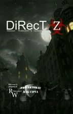 Distressed Recommencing Term-Z (DiRecT-Z) by DigaRW