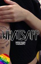 WhatsApp | Blue Rowling by cxncer