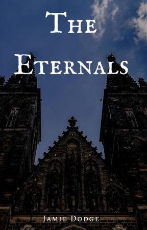 The Eternals by JamieDodge