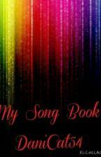 My Song Book by Danicat54