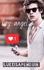hey angel || harry styles. by ilukeisapenguin
