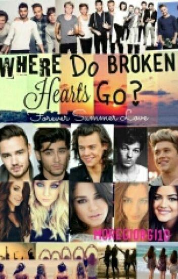 Where Do Broken Hearts Go? ~Niall Horan ||Book 2°||