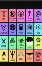 Random Book of Fandoms by geekgirl00