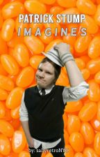 Patrick Stump Imagines by sallyretroNYC