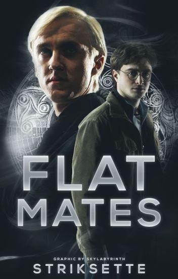 Flatmates (drarry)