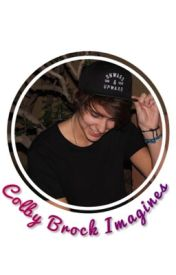 Colby Imagines by ok1wow1alright