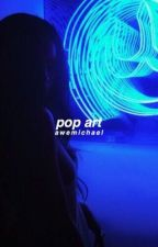 pop art by awemichael