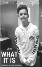 It is what it is [ Ethan Karpathy fan fiction ] by itsnotethan