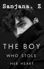 The Boy who stole her heart ✔[Tagged Series #1] by San2045
