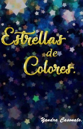 Estrellas de colores by Yandrapce