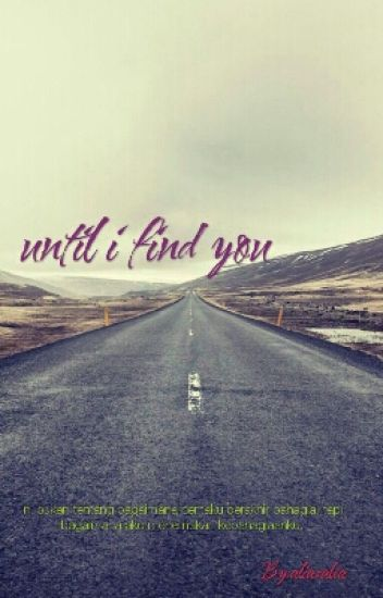 Until I Find You