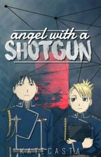 Angel With A Shotgun [RoyAi] by SritaCake