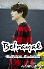 Betrayal (Hiatus) by rhytanin