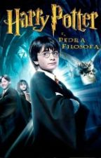 Harry Potter  e a Pedra Filosofal by MillySiilv