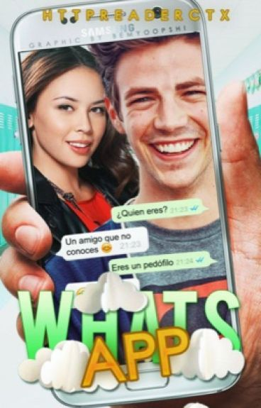 Whatsapp || Grant Gustin ||