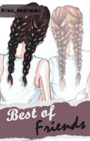 "The Best of ""FRIENDS"" (ONE-SHOT) by Riko_Akatsuki"
