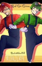 Red Or Green  by deathblaze123