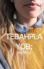 alphabet boy; by madbbyg