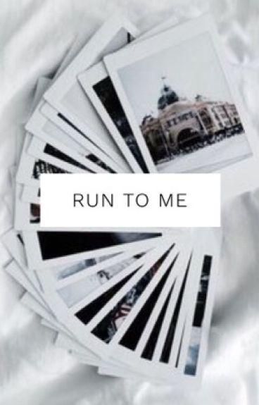 Run to Me {JIKOOK}