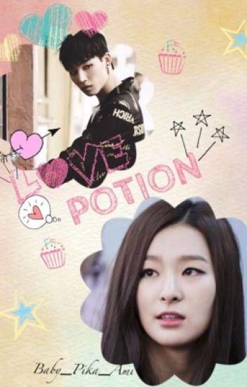 Love potion (GOT7 JB)