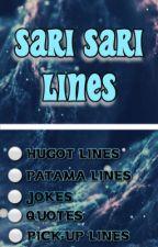 SARI SARI LINES by ImMaxCandy
