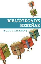 Biblioteca de Reseñas  by birdieshy