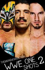 WWE One Shots 2 by PalePrincessAsh