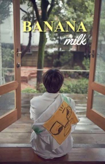 banana milk   park jimin