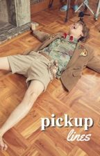 pickup lines | min yoongi by bae-jin