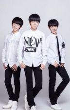 TFBoys và nhóm nhạc thiên thần by Love_Karrywang