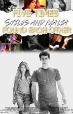 Five Times Stiles And Malia Found Each Other [Stalia] by MelisaxWonderland