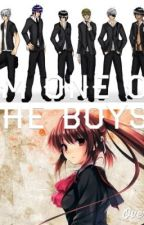 I'M ONE OF THE BOYS by yosamee