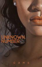 UNKNOWN NUMBER by stxrk-