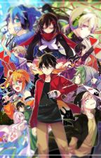 [Fanfiction] Kagerou Project by ShotaBoss
