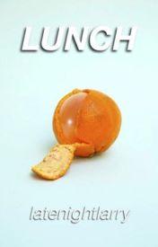 lunch || larry by latenightlarry