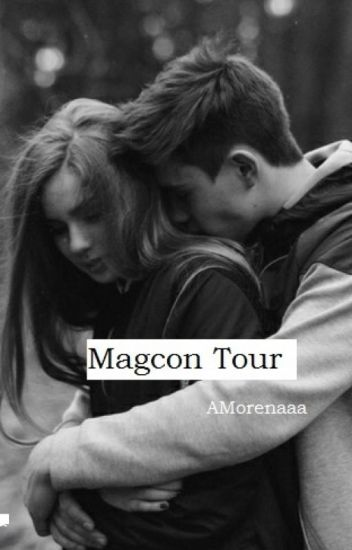 Magcon Tour (Shawn & Cameron Fanfic)
