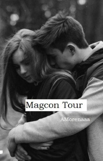 Magcon Tour (Shawn & Cameron Fanfic)