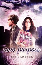 new purpose//n.h by larysek