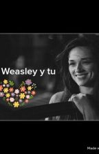 Stay With Me (Fred Weasley Y Tu) by DanielaSangster