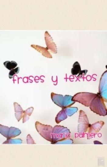 FRASES Y TEXTOS