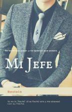 Mi Jefe by MariangelLangdon