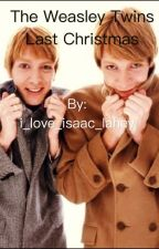 The Weasley Twins Last Christmas (Harry Potter) #fanficfriday #Yuletide by i_love_isaac_lahey