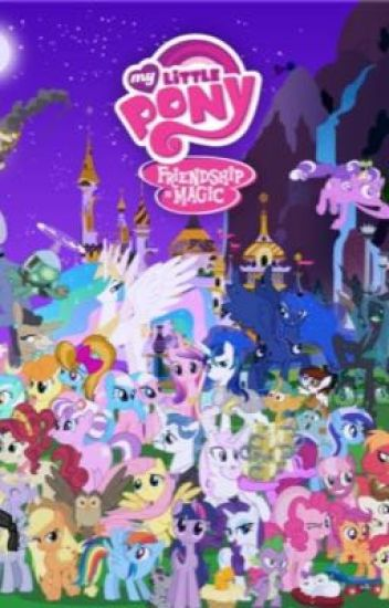 MLP Characters X Reader
