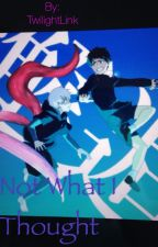 Not What I Thought (Tokyo Ghoul /Amoneki/) by TwilightLink