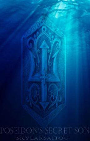 Poseidon's Secret Son by SkylarSaitou