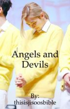 Angels and Devils (JeongCheol) by thisisjisoosbible