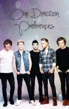 One Direction Preferences by scribblewrite