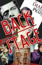 BackStage (vol:1)- @larryfatal by JustStalker
