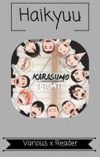 Haikyuu: Various x Reader (DISCONTINUED) by FeliciaCandySweets